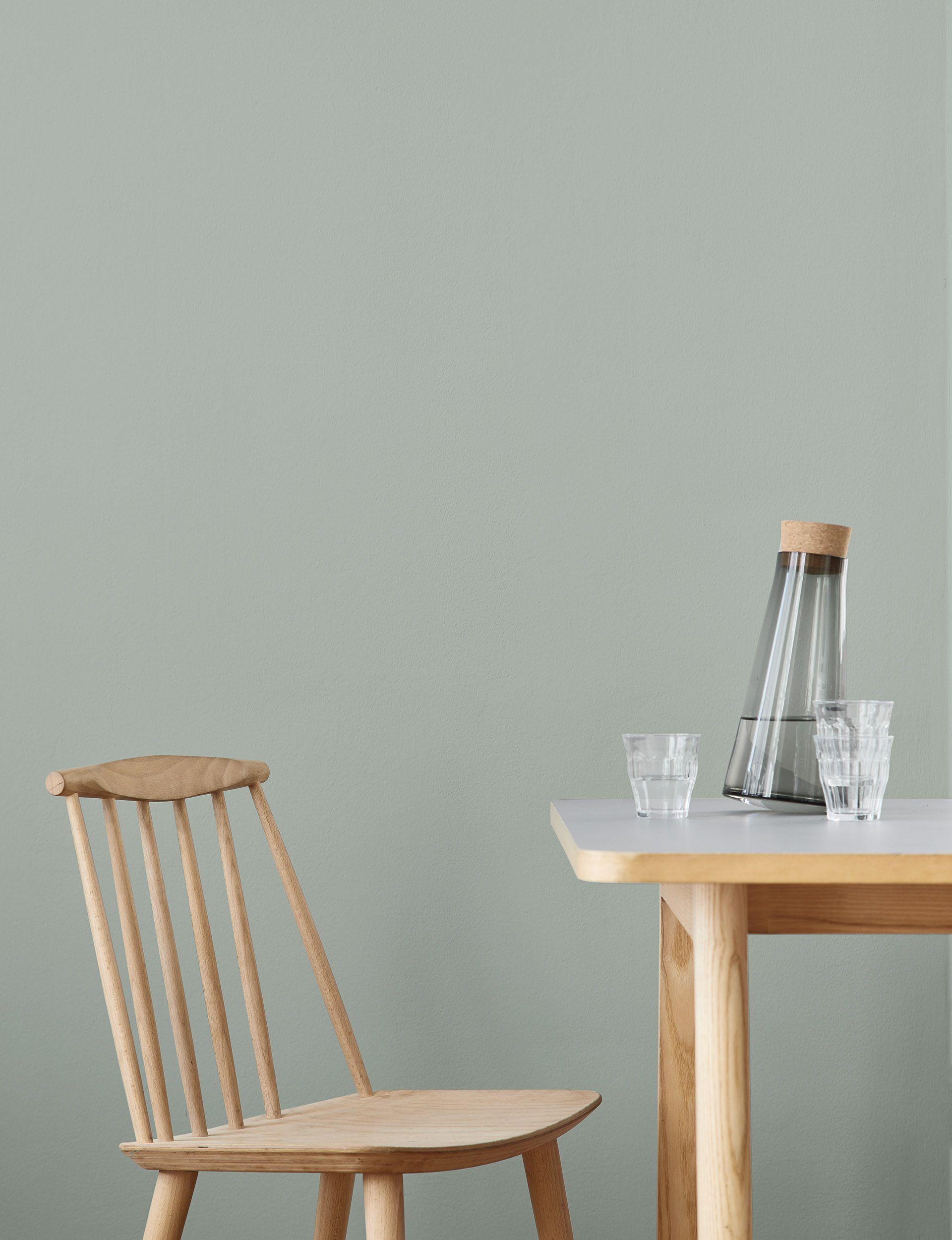 Modern Einrichten Alpina Feine Farben Sanfter Morgentau Grau