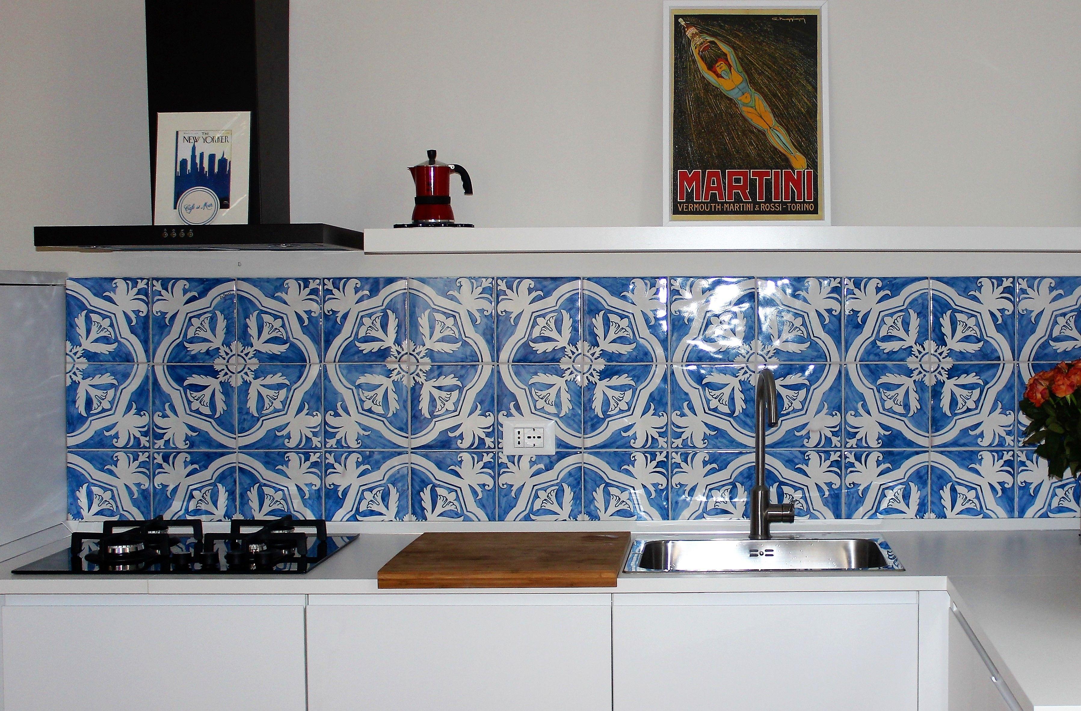 Piastrelle per cucina in muratura cucine in muratura puglia