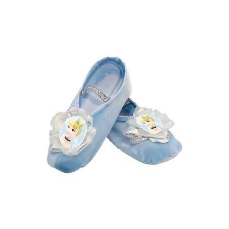 FOr kk: Cinderella Disney Girl's Ballet Slippers