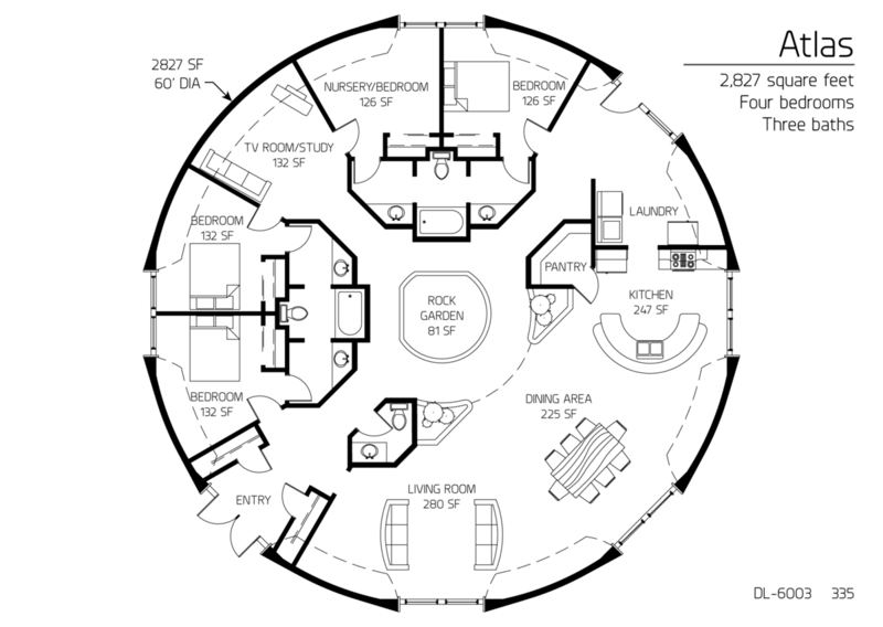 17 best ideas about round house plans on pinterest | round house