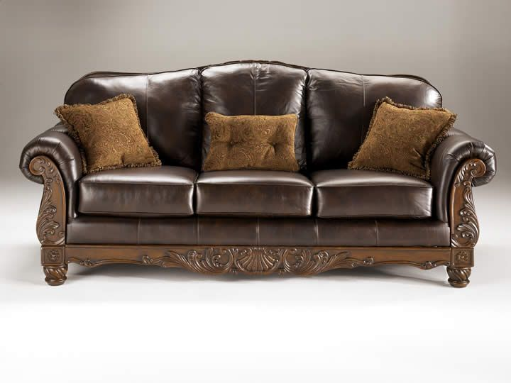 Ashley Furniture   North Shore Sofa. My Sofa Purchased Over 6 Years Ago  From Direct