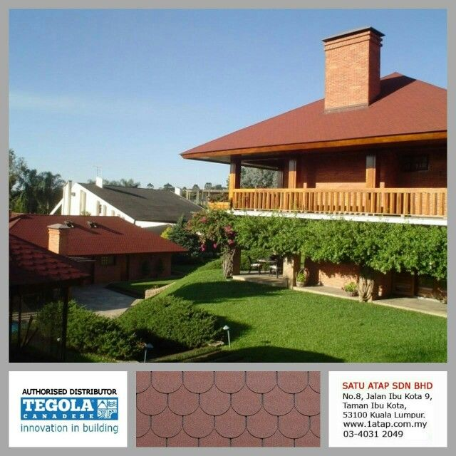 Your Roof Is Leaking  Its Time To Switch Tegola Shingle