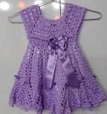 Resultado De Imagem Para Vestido De Croche Infantil Para 2