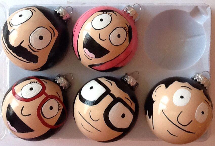 Gene Belcher Ornament Bobs Burgers Christmas Ornament