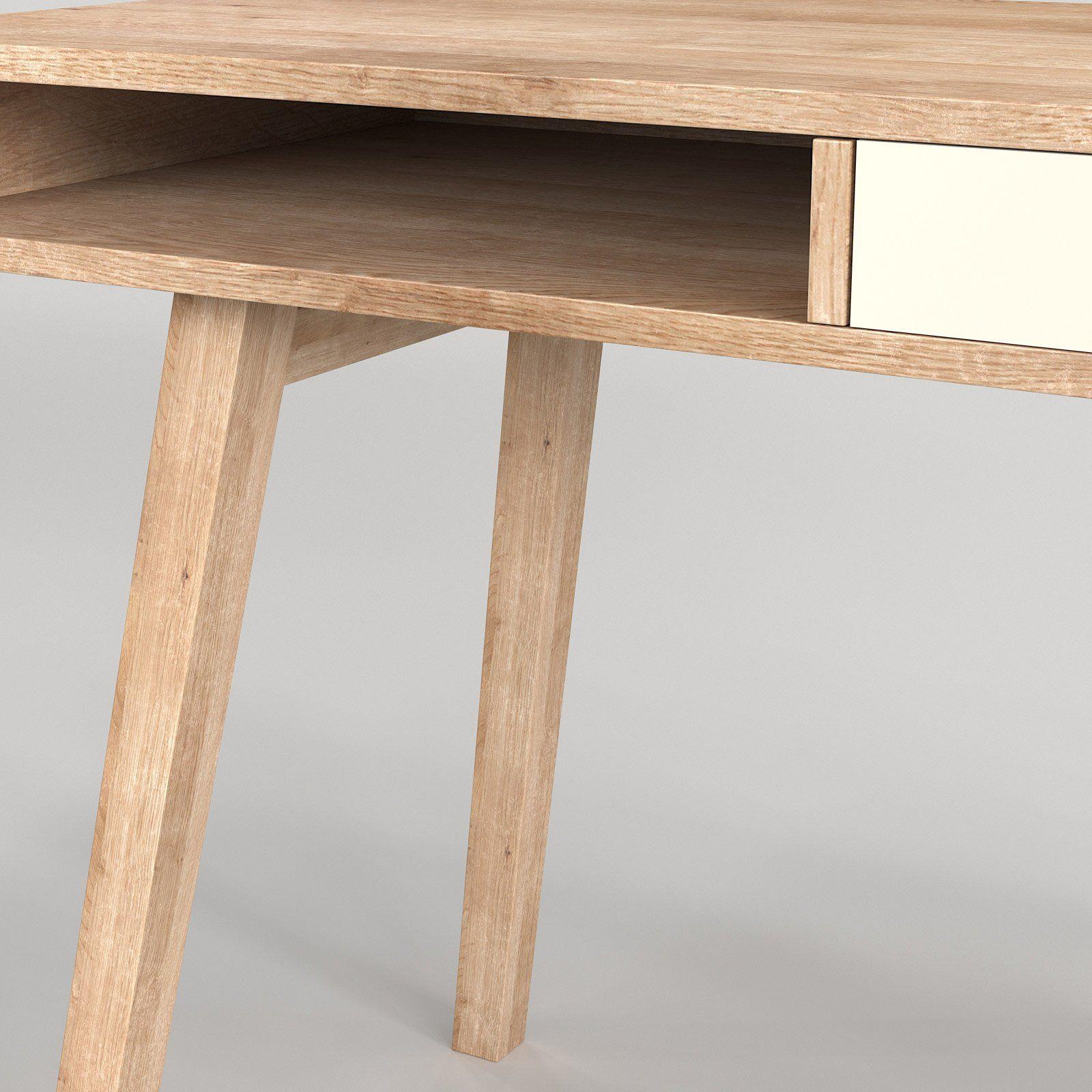 Scandinavian Desk 01 Scandinavian Desk Scandinavian Desk