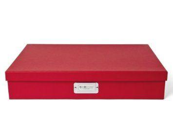 17 11 X 17 Box Amazon Com Bigso Sverker Document Box Gray Home Kitchen