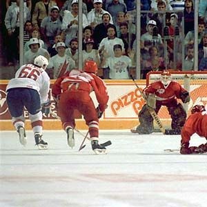 Legends Of Hockey Gallery Pro Classics 020 Hockey Canada Cup Championship Game