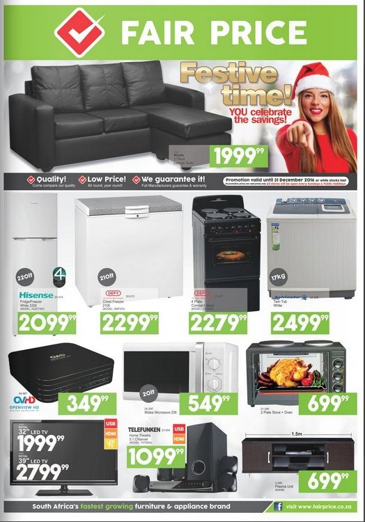 Fair Price Furniture Catalogue Amp Specials Http Www