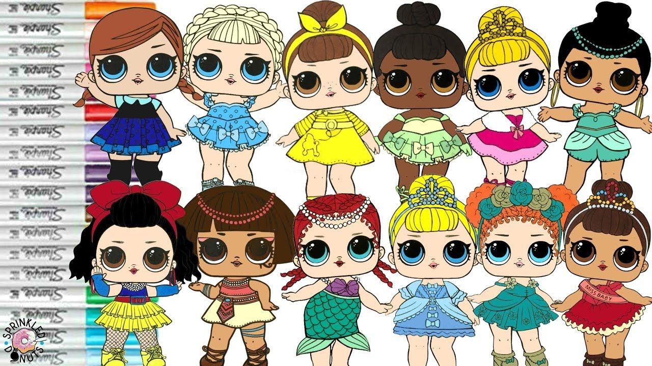 8 Top Image Disney Lol Coloring Disney Princess Colors Disney Funny Princess Coloring