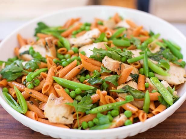 Lemon herb chicken pasta with green peas snap peas and spinach receta get lemon herb chicken pasta with green peas snap peas and spinach recipe from food forumfinder Choice Image