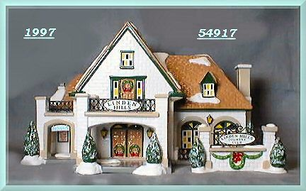 Image detail for -... Hills Country Club New Department Dept 56 SV D56 Snow Village | eBay
