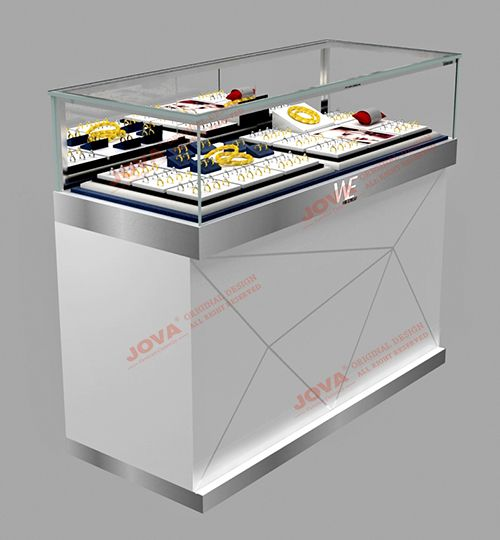 Best Custom Made Glass Jewellery Display Cabinet From China 400 x 300