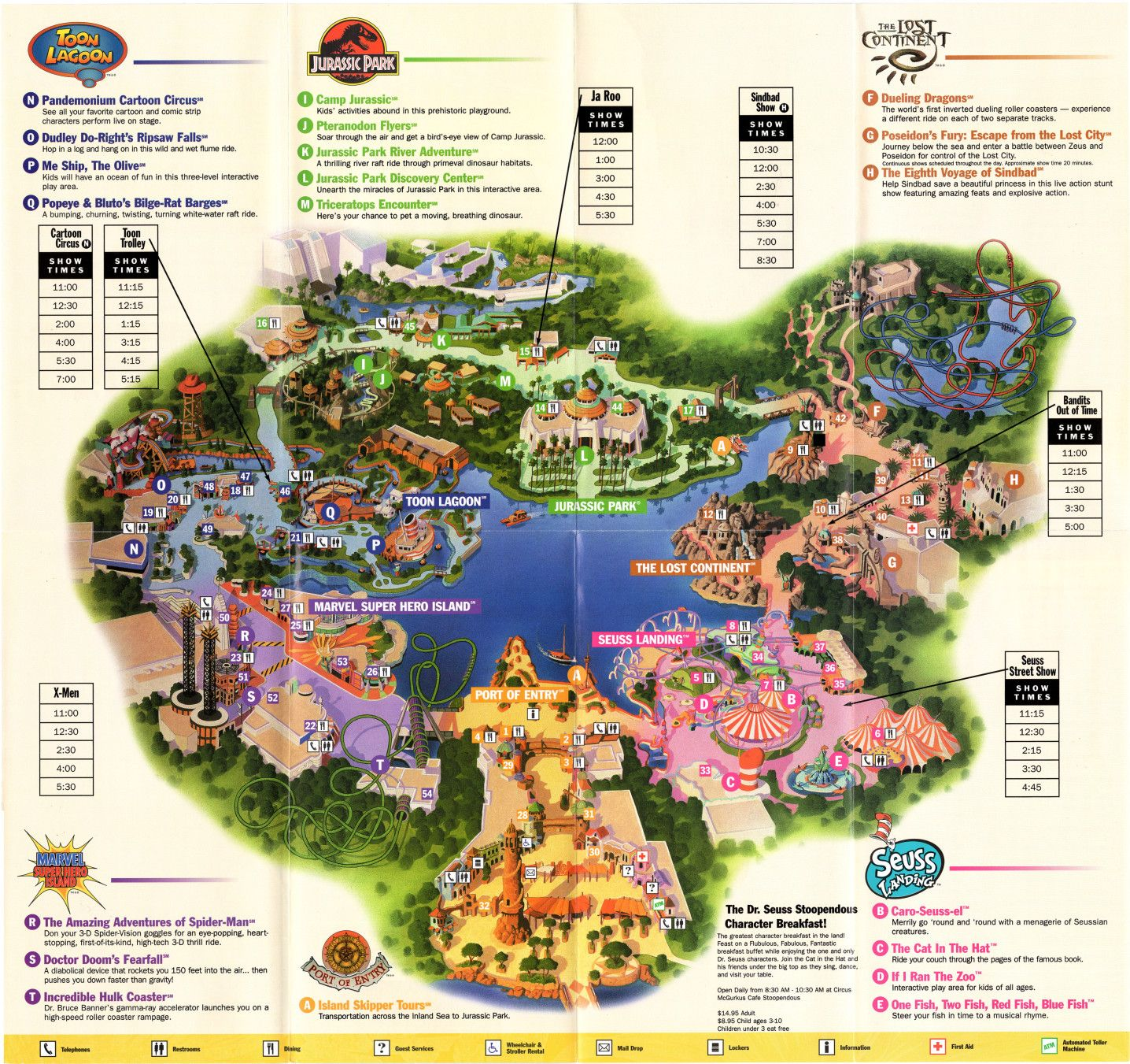 Pin By Mia On Universal In 2021 Islands Of Adventure Universal Studios Theme Park Universal Studios Orlando Map
