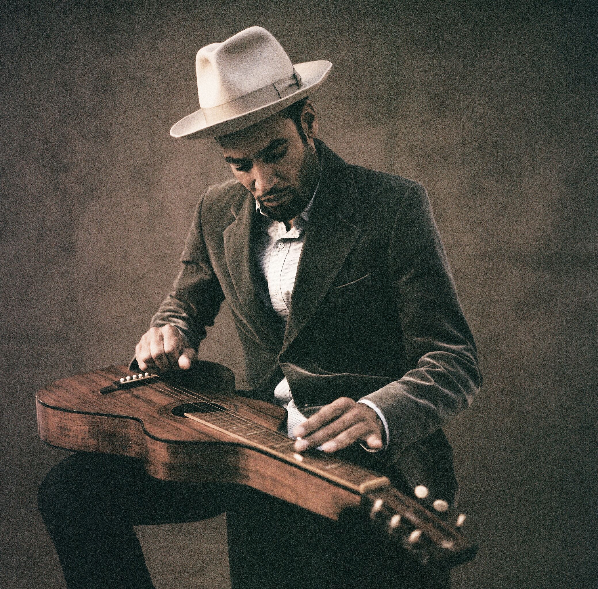 """Ben Harper. """"As long as the songs are strong, I think you can express yourself in any style and have it be soulful and have it be your own voice."""""""