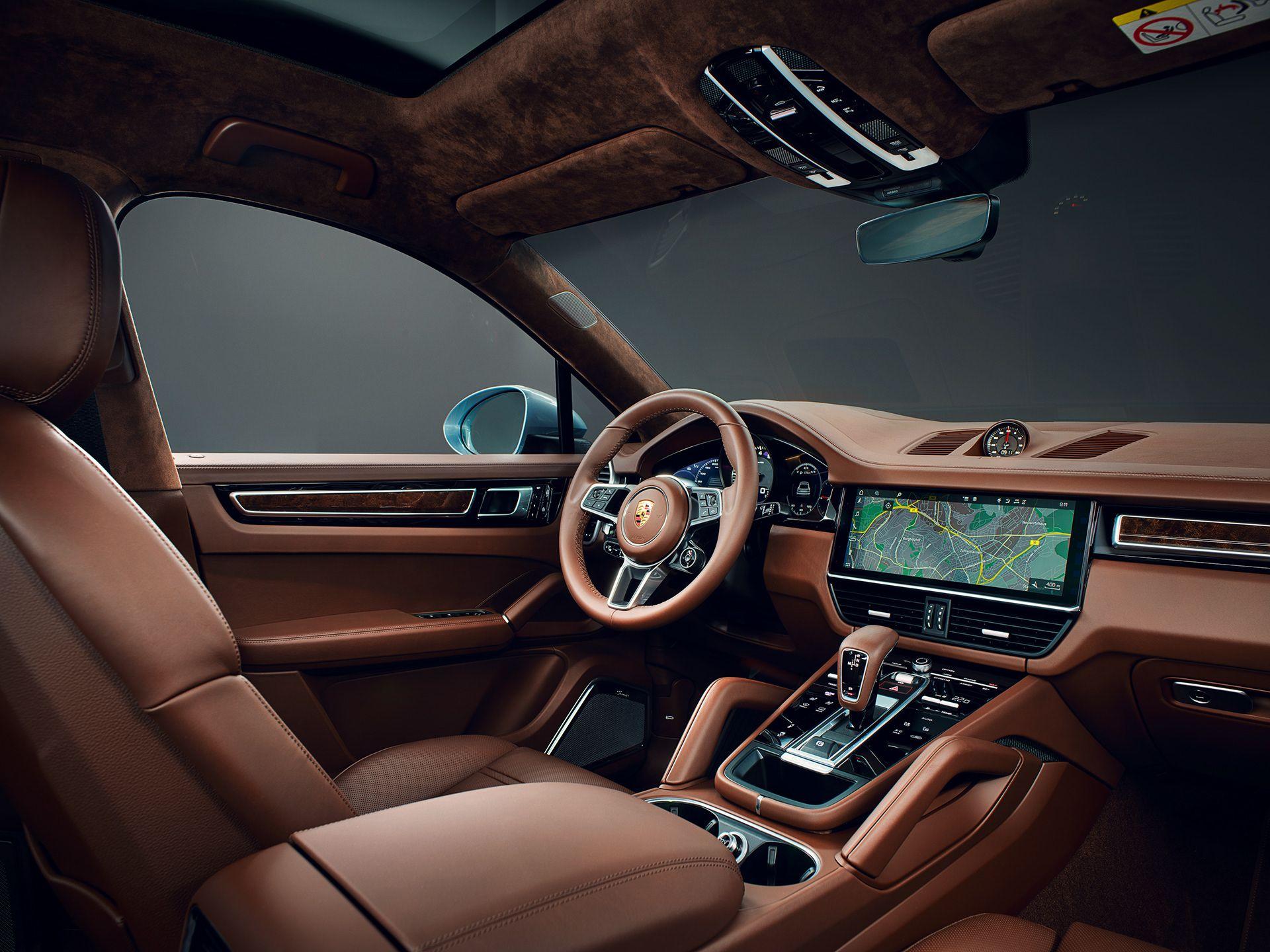Porsche 911 Speedster Concept Interior