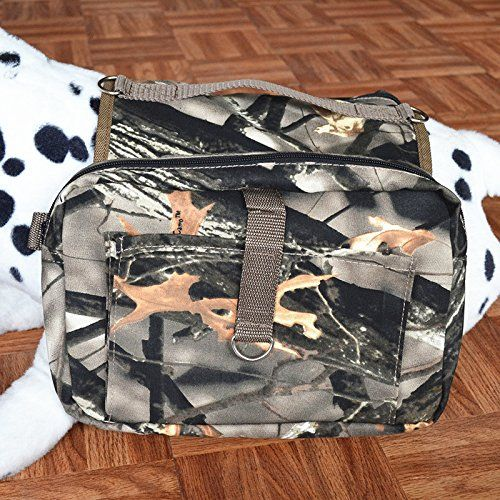 Cotton Canvas Dog Pack Hound Travel Camping Hiking Backpack Saddle Bag Rucksack for Medium and Large Dog *** You can get more details here : Backpack