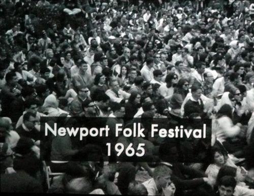 The Chimes Of Freedom Flashing by Bob Dylan @ Newport Folk Festival