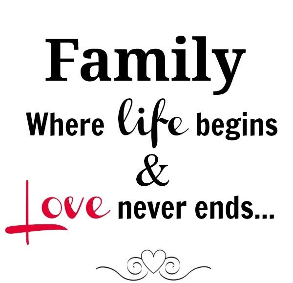 20 Emotional Quotes About Family Designlap Inspirational And