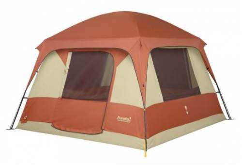 Eureka Copper Canyon 6 Family Tent Is A Freestanding Camping For Moderate Summer Conditions