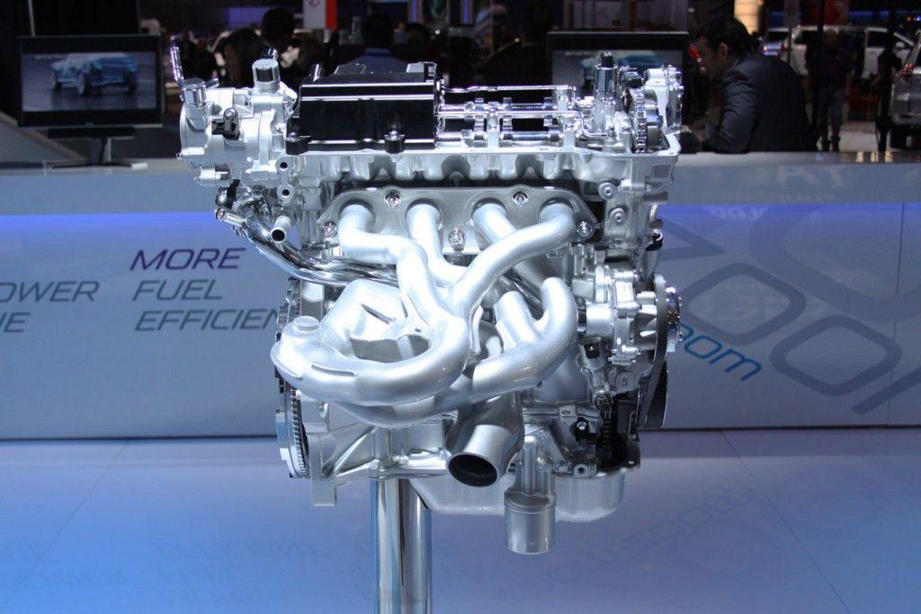 skyactiv engine - head and exhaust details   mazda   pinterest
