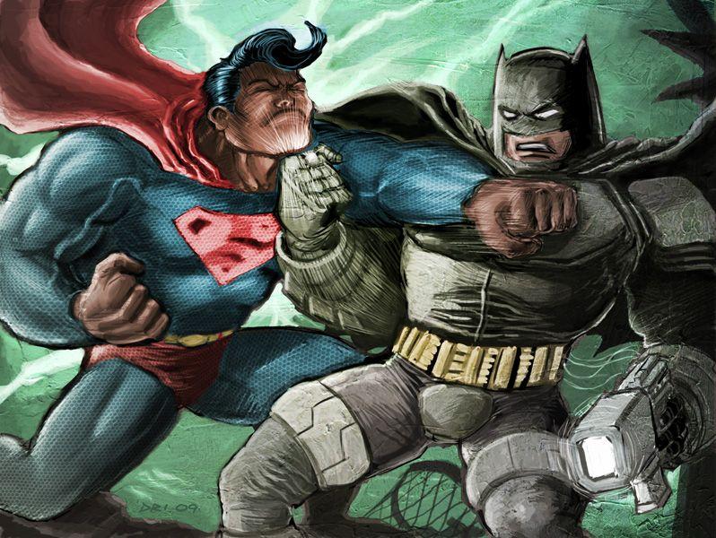 The Dark Knight Returns by Dreee.deviantart.com on @deviantART