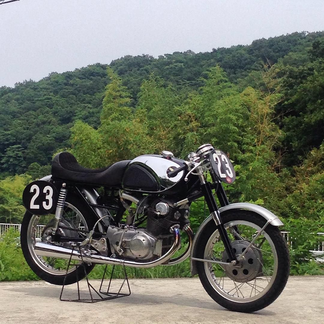 1964 Honda Cb72 250cc Rare Honda For Sale: Pin By Shaver On Honda Cyb77 305