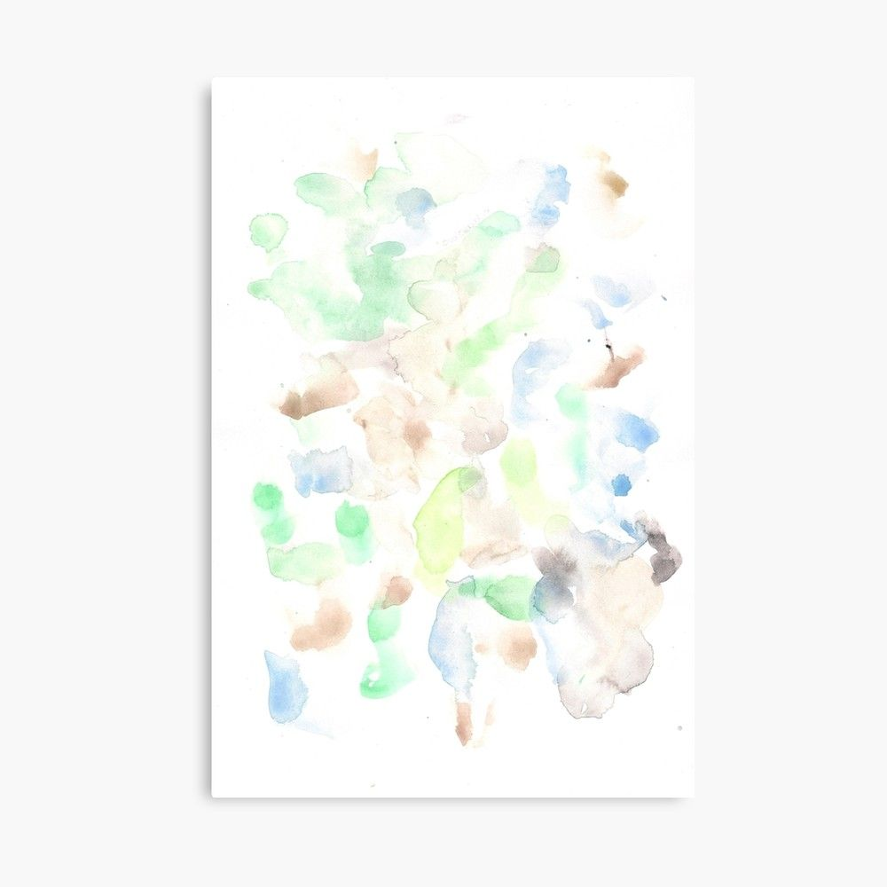 Kmart Canvas Printing 170322 Spring Watercolour 13 Watercolour Abstract Art Prints