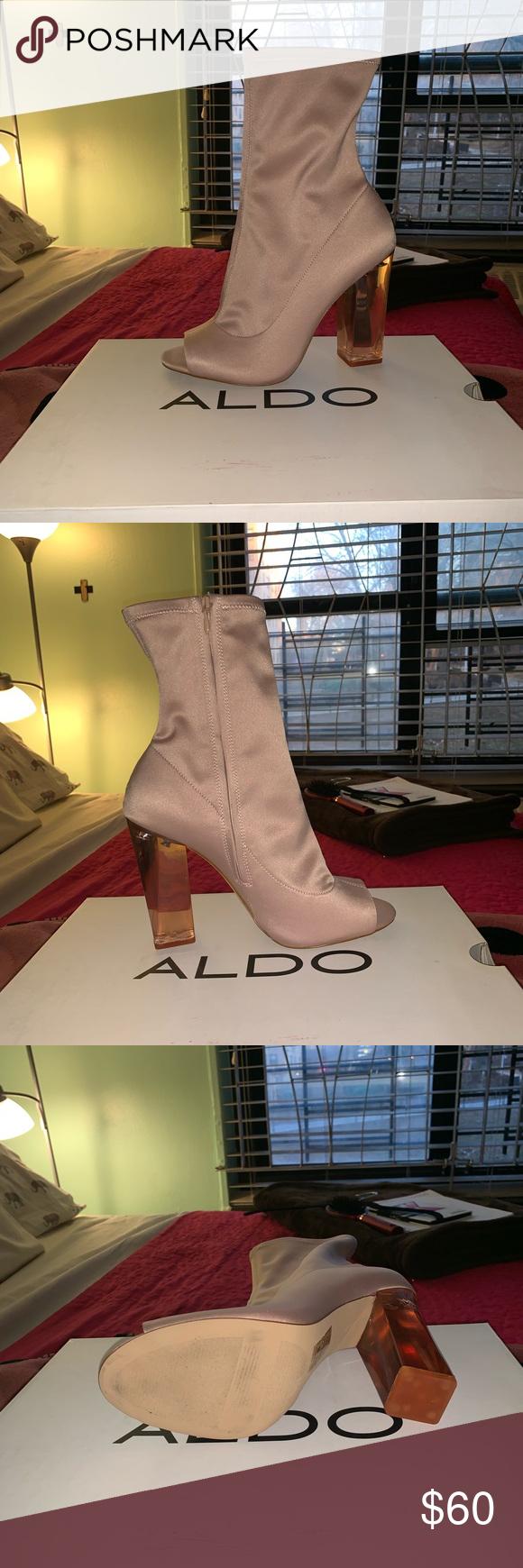 Aldo Womens Jupiter Ankle Bootie