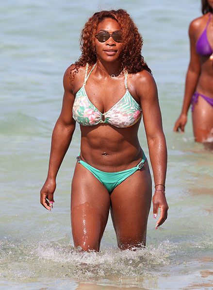 bikini Venus williams