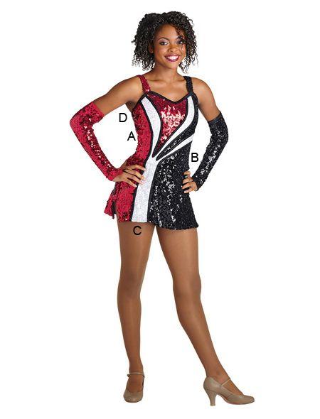 majorette costume perfecta drum and lyre uniforms