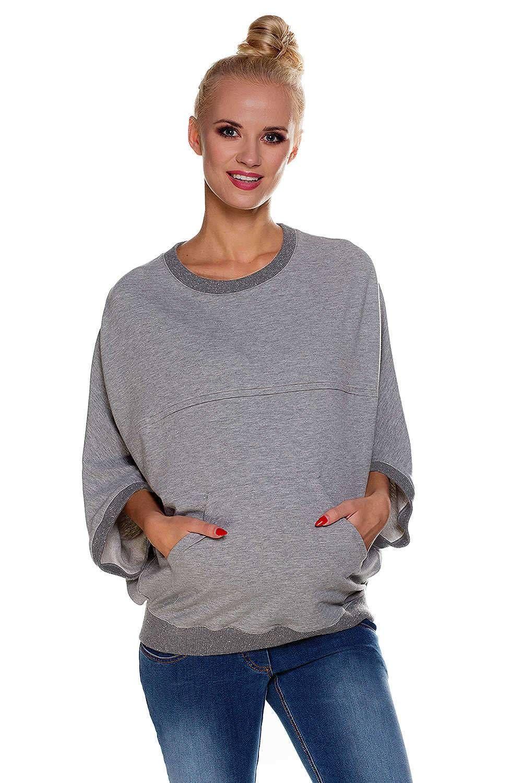 6f62058652c2 Premaman maglia Lola - maglione allattamento