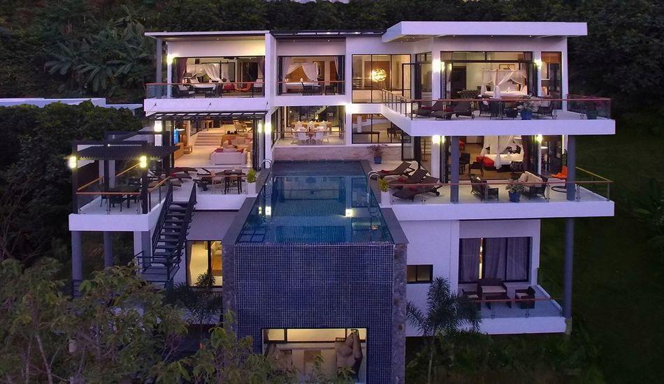 vacances] Magnifique villa contemporaine de luxe avec ...