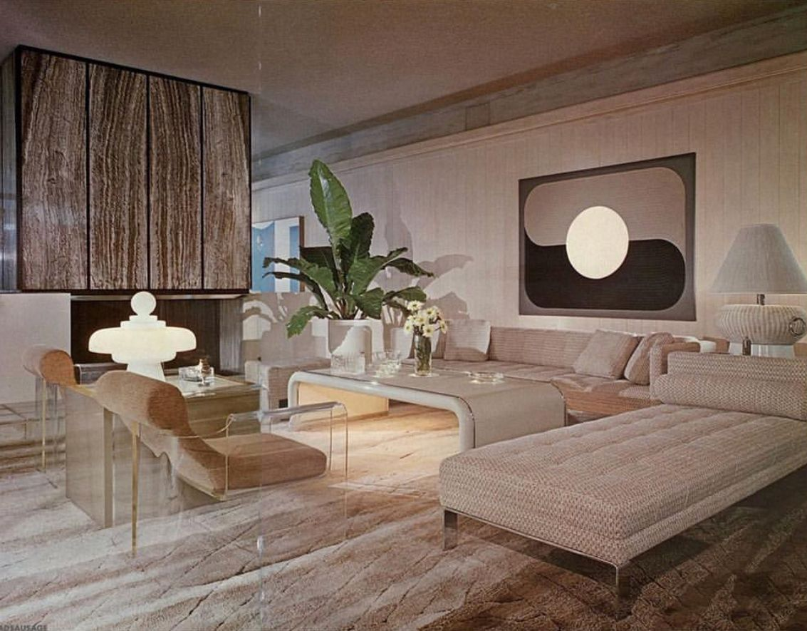 Pin by DK Disko on interiors | 70s home decor, Retro