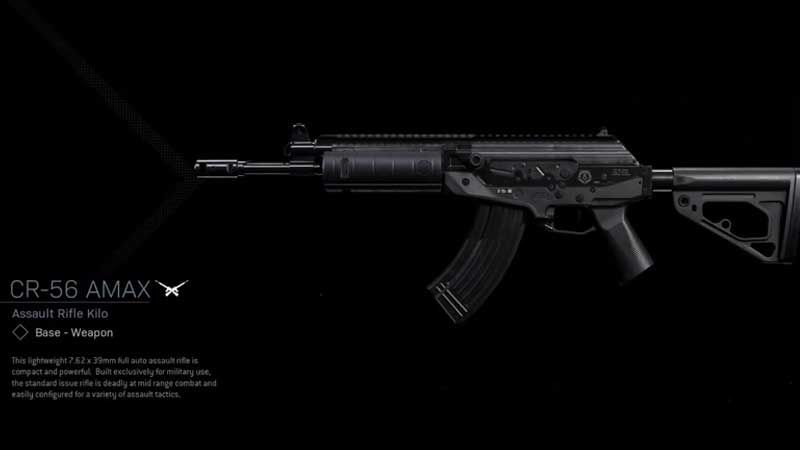 How To Get Cr 56 Amax In Modern Warfare Season 4 In 2020 Modern Warfare Warfare Season 4