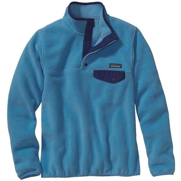 Patagonia Women's Lightweight Synchilla® Snap-T® Fleece Pullover ...