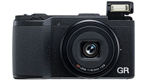 Ricoh's new GR($800) features an APS-C 16 megapixel CMOS, a fixed 28mm f/2.8 lens sensor, ISO sensitivity up to 25600, improved autofocus, and the obligatory 1080p video recording. Designed to offer the best value as the smallest and lightest APS-C sensor compact camera.    The Ricoh GR will be available in May.