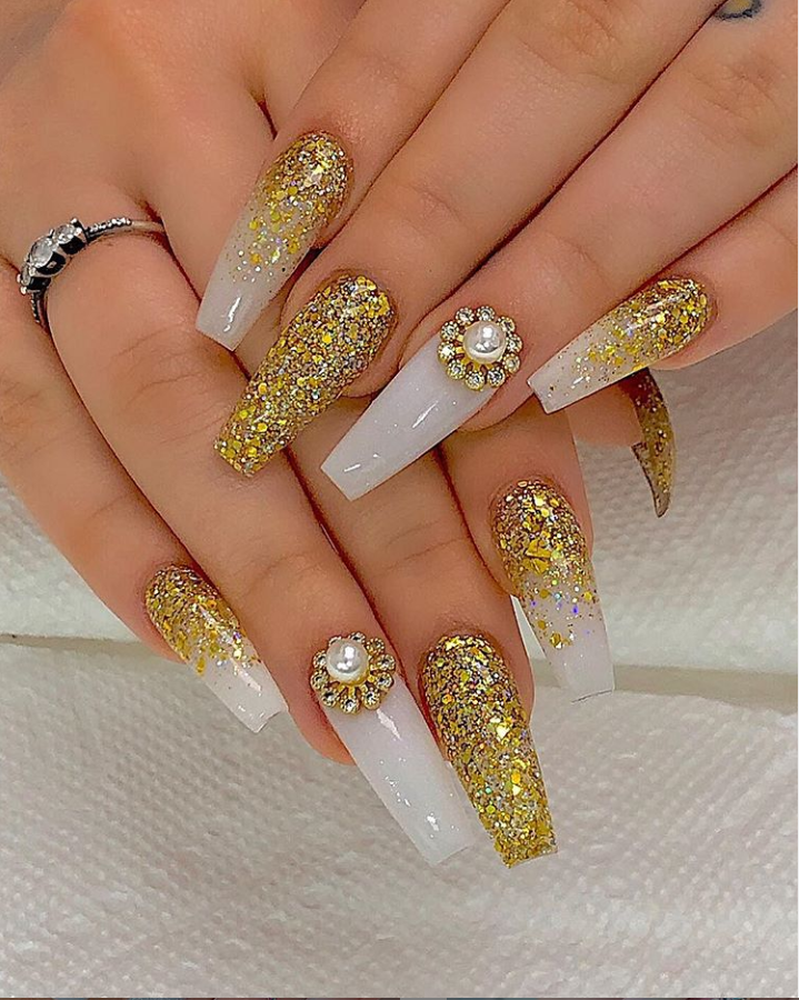 Pin By 1 516 808 5794 On Nails Coffin Nails Long Fall Acrylic Nails Long Acrylic Nails Coffin