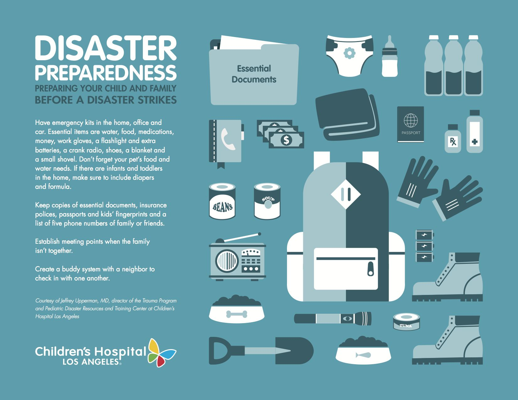 Quick Tips on How to Prepare Your Family For a Disaster