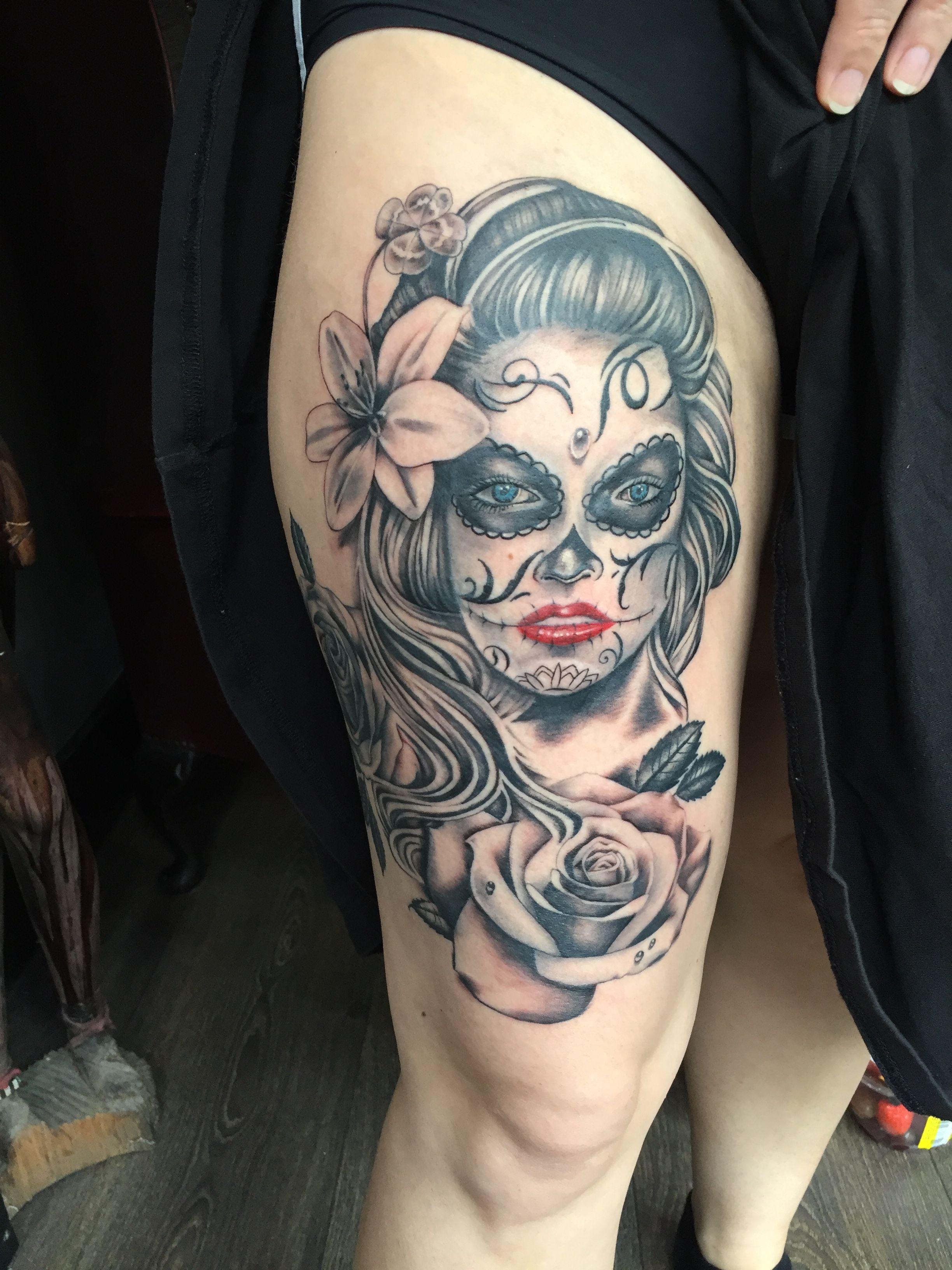tough love tattoos