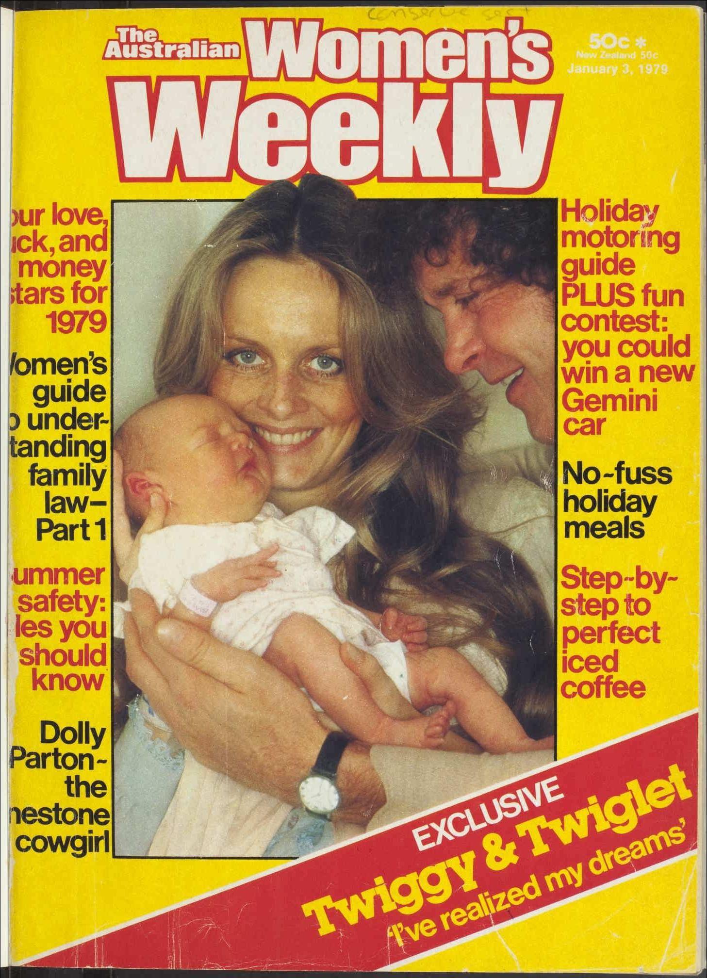 Issue 3 Jan 1979 The Australian Women S Week Australian Women Historical Newspaper