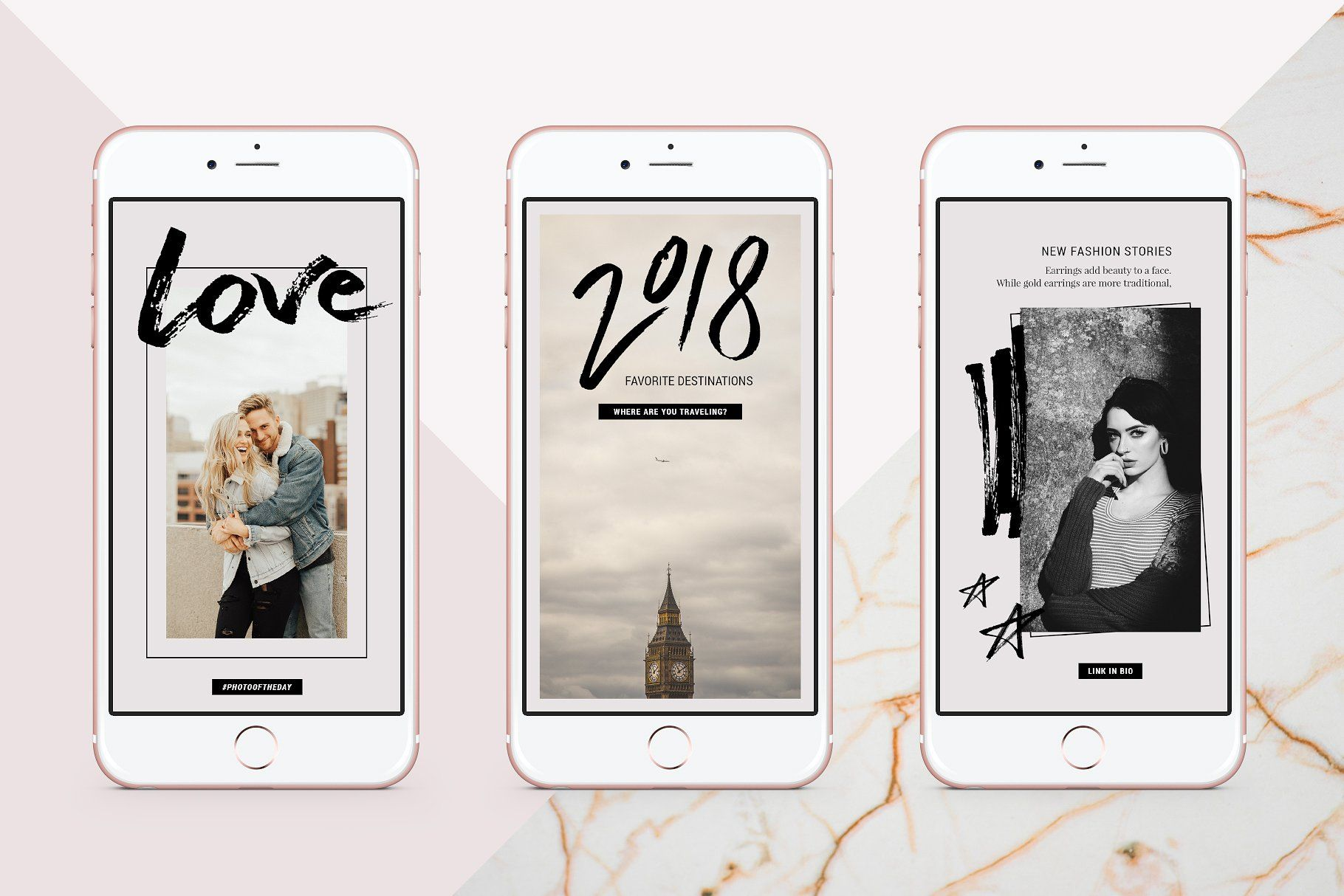 CANVA Social Bundle + FREE Updates by SilverStag on