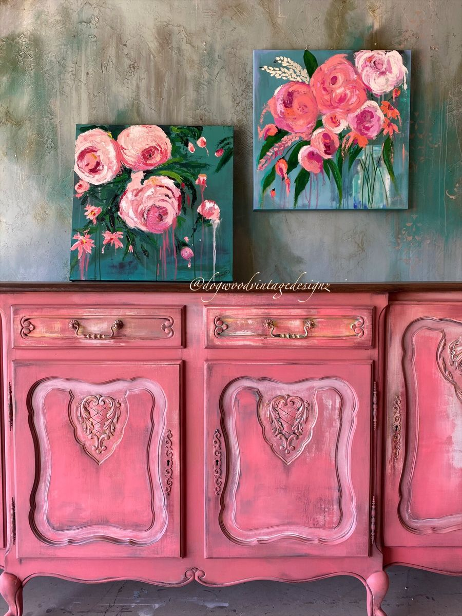 #furnitureartist #interiordesigner #diylove #beautifulhome #layered #vintage furniture #ilovetopaint #modern #romantic #mauve #moderndecor #retro #repurposedvintage #patina #bohoismyjam #bohoglam #furnitureflip #wiseowlpaint