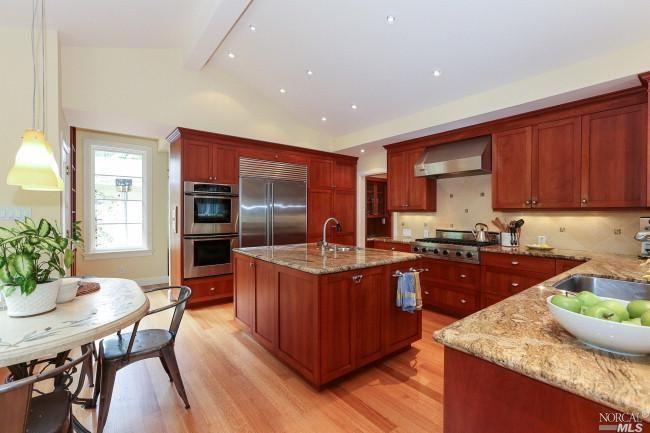 our floor plan...45 Westwood Dr, Kentfield CA 94904
