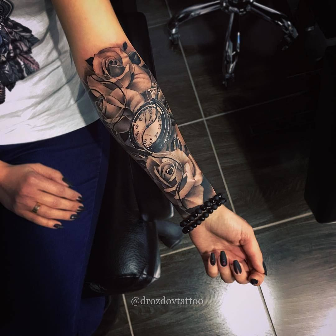 Sleeve Tattoos With Images Sleeve Tattoos Tattoos Forearm