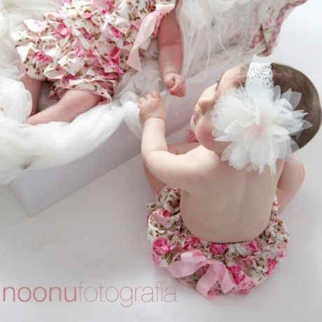 Cinta o diadema para el pelo para beb s o reci n nacido - Diademas de encaje ...