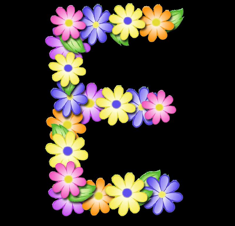 Алфавит в цветах картинках для детей