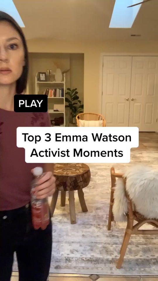 #emmawatson Hashtag Videos on TikTok