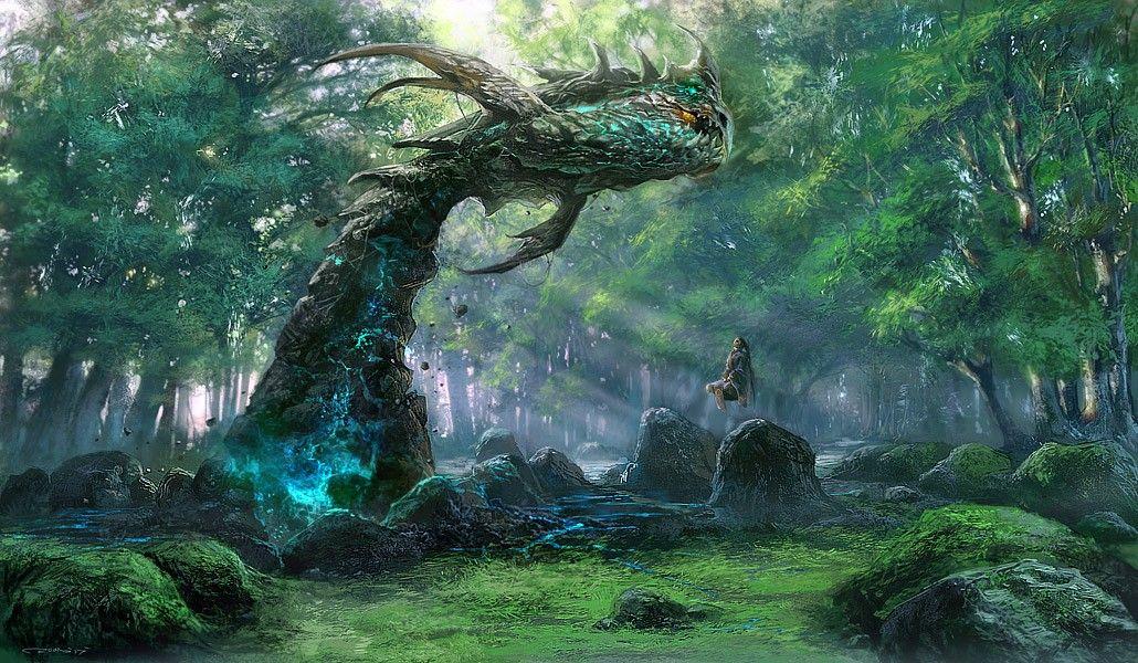 the_summoner by noah-kh.deviantart.com on @DeviantArt