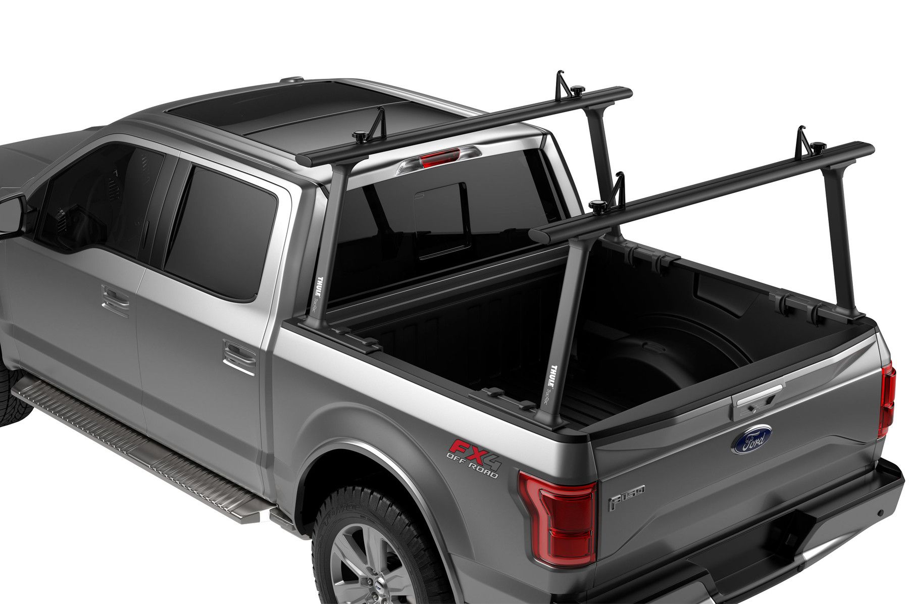 TracRac TracOne Roof rack, Truck bed, Trucks