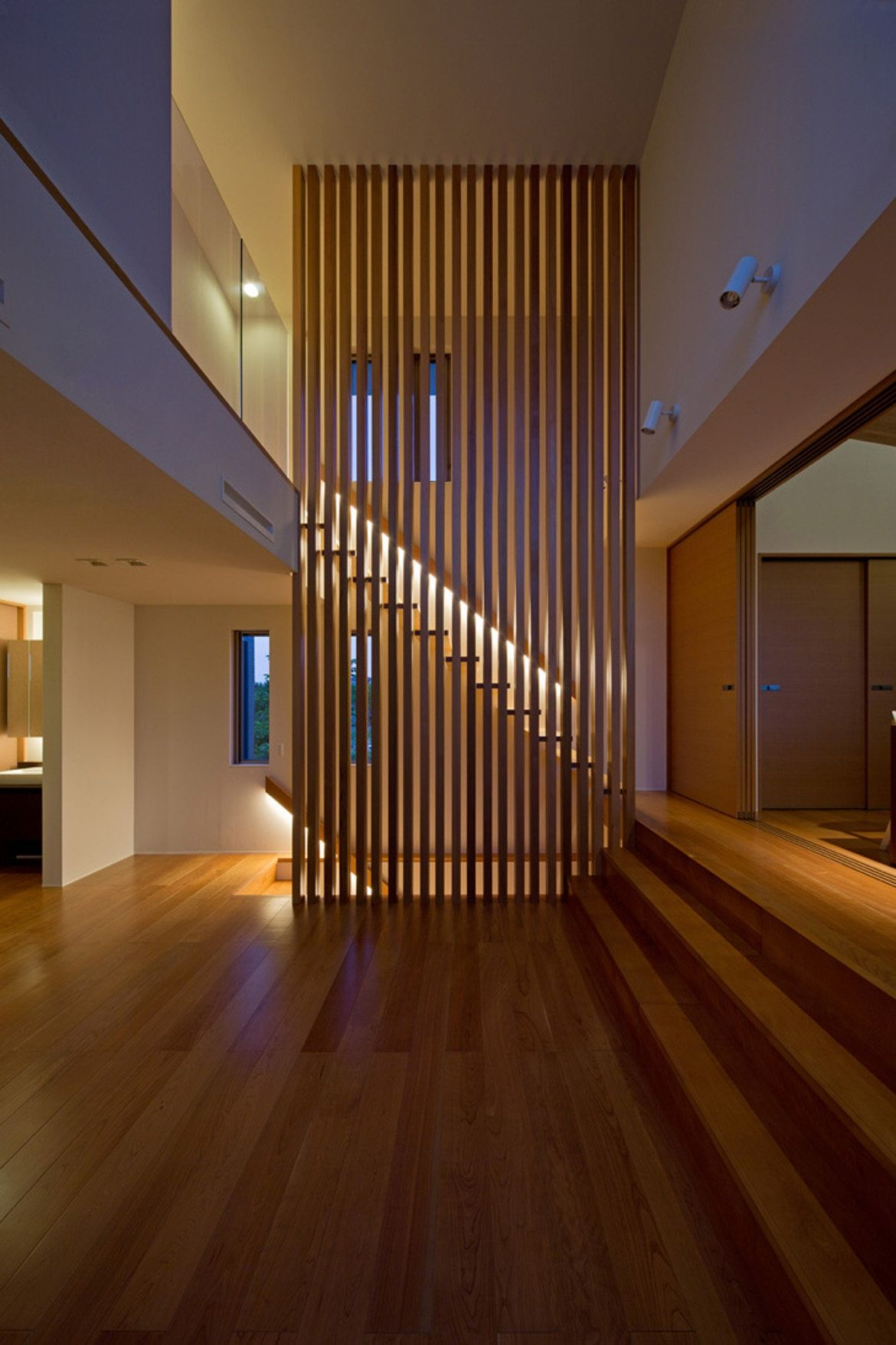 Best K5 House By Masahiko Sato Wooden Room Dividers 400 x 300